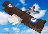 Sopwith Camel Biplane Kite for Adults WW1 Aeroplane Outdoor Camping Beach Sports