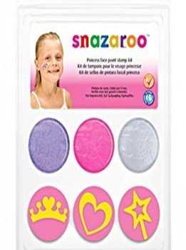 Face Painting Stamp Kit Makeup for Makeup Children's Party Fancy Dress Accessory