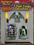 Creepy Giant Wall Decoration Prop for Halloween Party Decoration