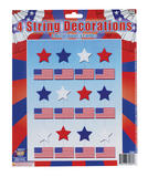 USA 4 String Decoration Prop for America United States Thanksgiving