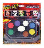 Face Painting Makeup Kit Face Body Paint for Halloween Carnival Cosplay
