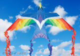 FireBird Flying Creatures Kite for Adult & Kids Outdoor Beach Camping Sport Game