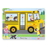 Childrens Puzzle & Sound Wheels on the Bus for Baby Toddler Toy Sound Puzzles