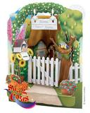 Deluxe Home Sweet Home Moving In New House Card 3D Swing Pop Up Greeting Card