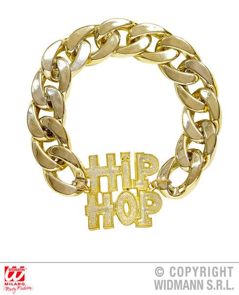 HIP HOP BRACELET for 90s Rap Rapper Chav Accessory