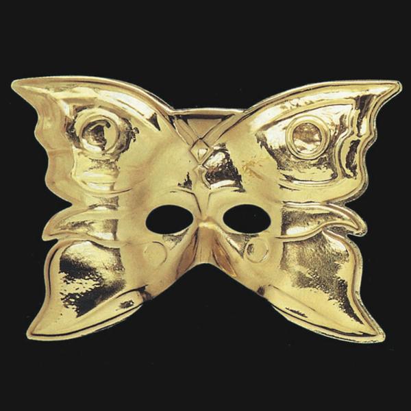 Mask Face Golden Butterfly shape Face Body Paint Makeup