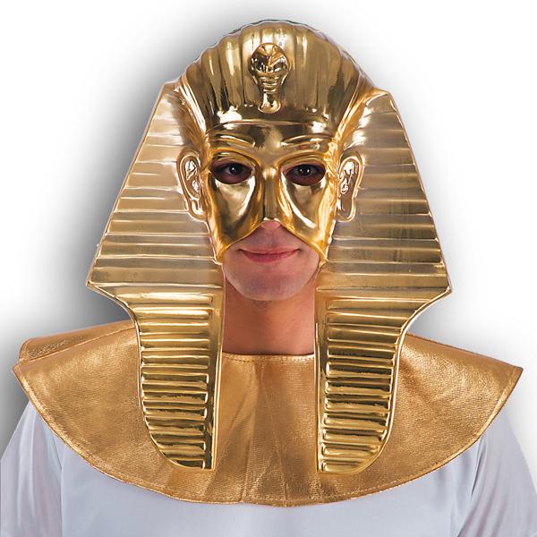 Mask Face Golden Pharaoh Face Body Paint Makeup