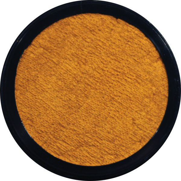 Pearlised Golden Yellow 3.5ml Face Paint Face Body Paint Makeup