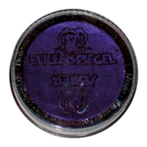 Pearlised Purple 3.5ml Face Paint Halloween Face Body Paint Makeup