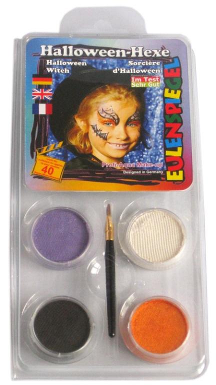 Designer A Face Pack Halloween Witch Halloween Face Body Paint Makeup