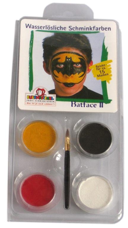 Designer A Face Pack Batface Face Body Paint Makeup