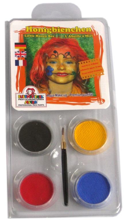 Designer A Face Pack Little Honey Bee Face Body Paint Makeup