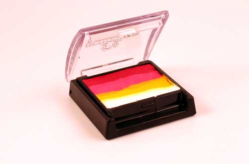 Rainbow Split Cake 6 ml - Sunset Face Body Paint Makeup
