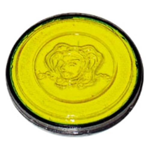 Neon Yellow 3.5ml UV Effect Face Paint Face Body Paint Makeup