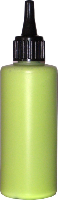 Airbrush Paint Star Green Witch - 30ml Halloween Face Body Paint Makeup