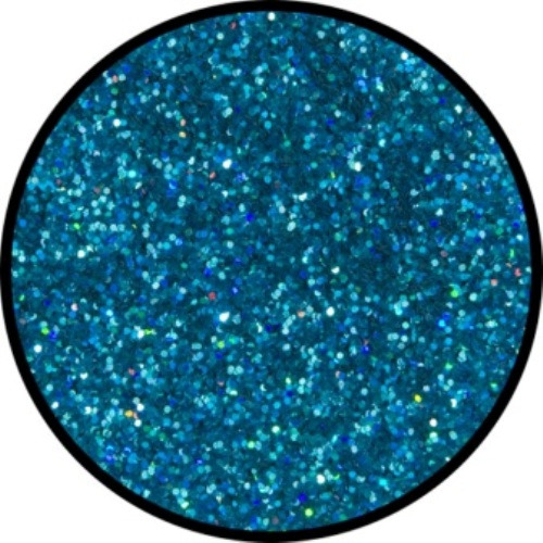 Glitter - Holographic Jewel Blue 6 gram Cosmetics Makeup