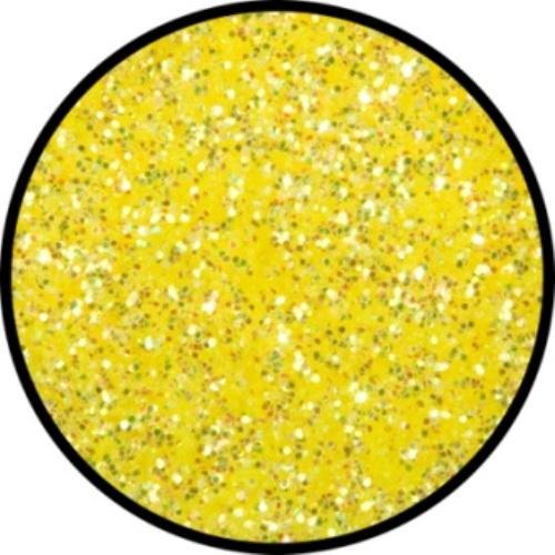 Glitter - Yellow Candy 6gram Pot Cosmetics Makeup