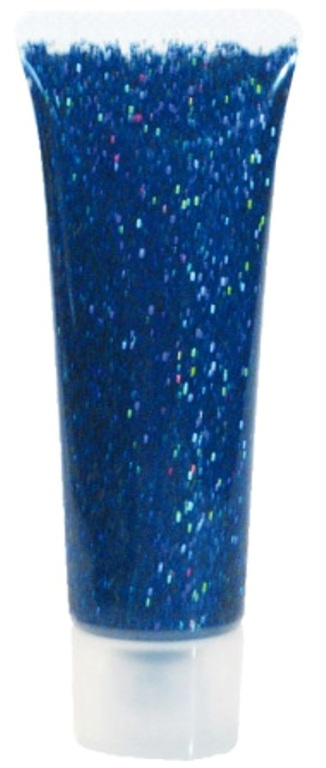 Glitter Gel Holographic Jewel Blue 18m Cosmetics Makeup