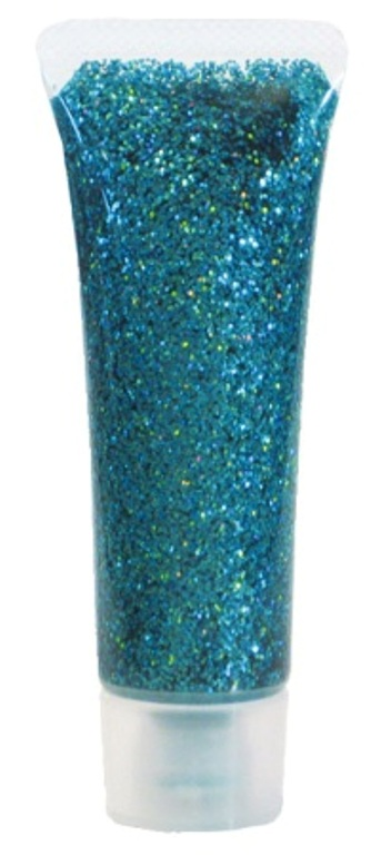 Glitter Gel Holographic Jewel Green 18m Cosmetics Makeup
