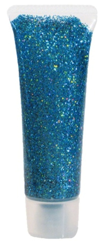 Glitter Gel Holographic Jewel Turquoise Cosmetics Makeup