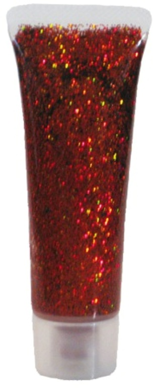 Glitter Gel Holographic Jewel Orange Cosmetics Makeup