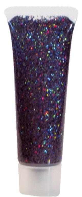 Glitter Gel Holographic Jewel Black Cosmetics Makeup