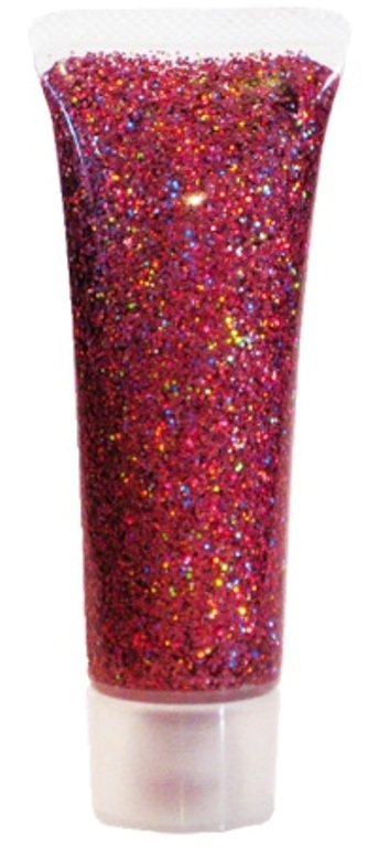 Glitter Gel Holographic Jewel Pink Cosmetics Makeup