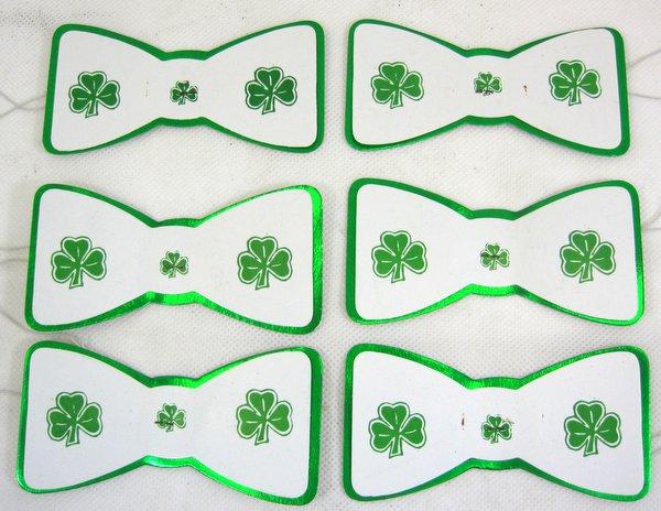 Irish St Patricks Party Bowties 100 Pack Party Favor