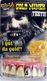Teeth Billy Bob - Billy Bob Gold Assted Ugly Inbred Trailer Trash Fancy Dress Ac