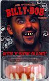 Teeth Billy Bob - Billy Bob Cavity Ugly Inbred Trailer Trash Fancy Dress Accesso