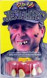 Teeth Billy Bob Jethro Ugly Inbred Trailer Trash Fancy Dress Accessory