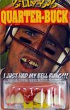 Teeth Billy Bob Quarterbuck Ugly Inbred Trailer Trash Fancy Dress Accessory