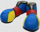 Shoes Clown Shoes Shoes Halloween Circus Fancy Dress Accessory