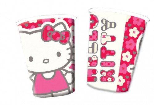 Hello kitty birthday party decoration ebay for Decoration hello kitty chambre
