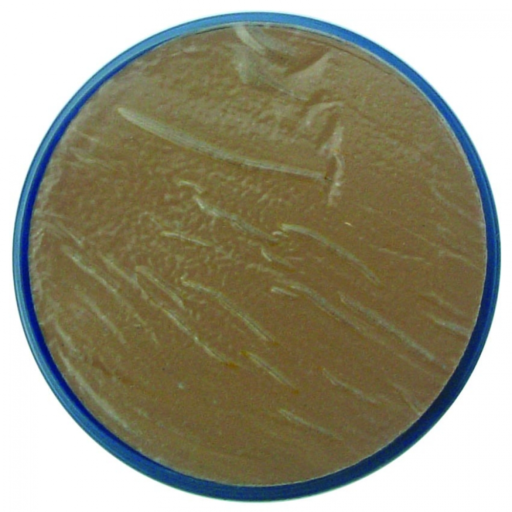 Beige Brown Classic Snazaroo 18ml Makeup for Makeup Face Body Paint Fancy Dress
