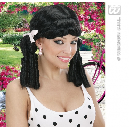 Lolita Wigs for Schoolgirl Fancy Dress Costumes & Outfits Accessory
