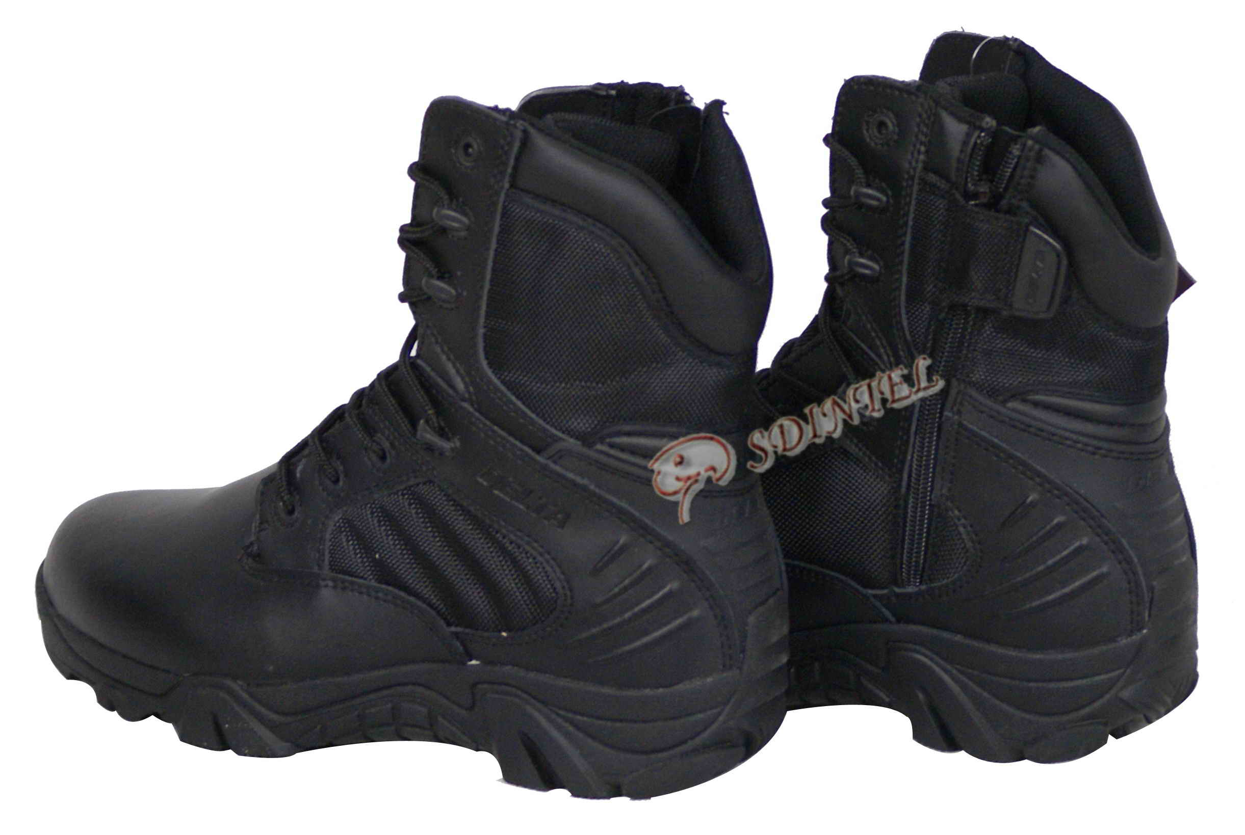 MENS-ARMY-MILITARY-SECURITY-PATROL-COMBAT-TACTICAL-SHOES-BOOTS-BLACK-B