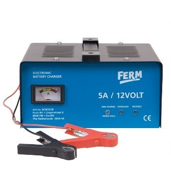 Car Boat Leisure & Motorcycle Battery Charger 12V 5A