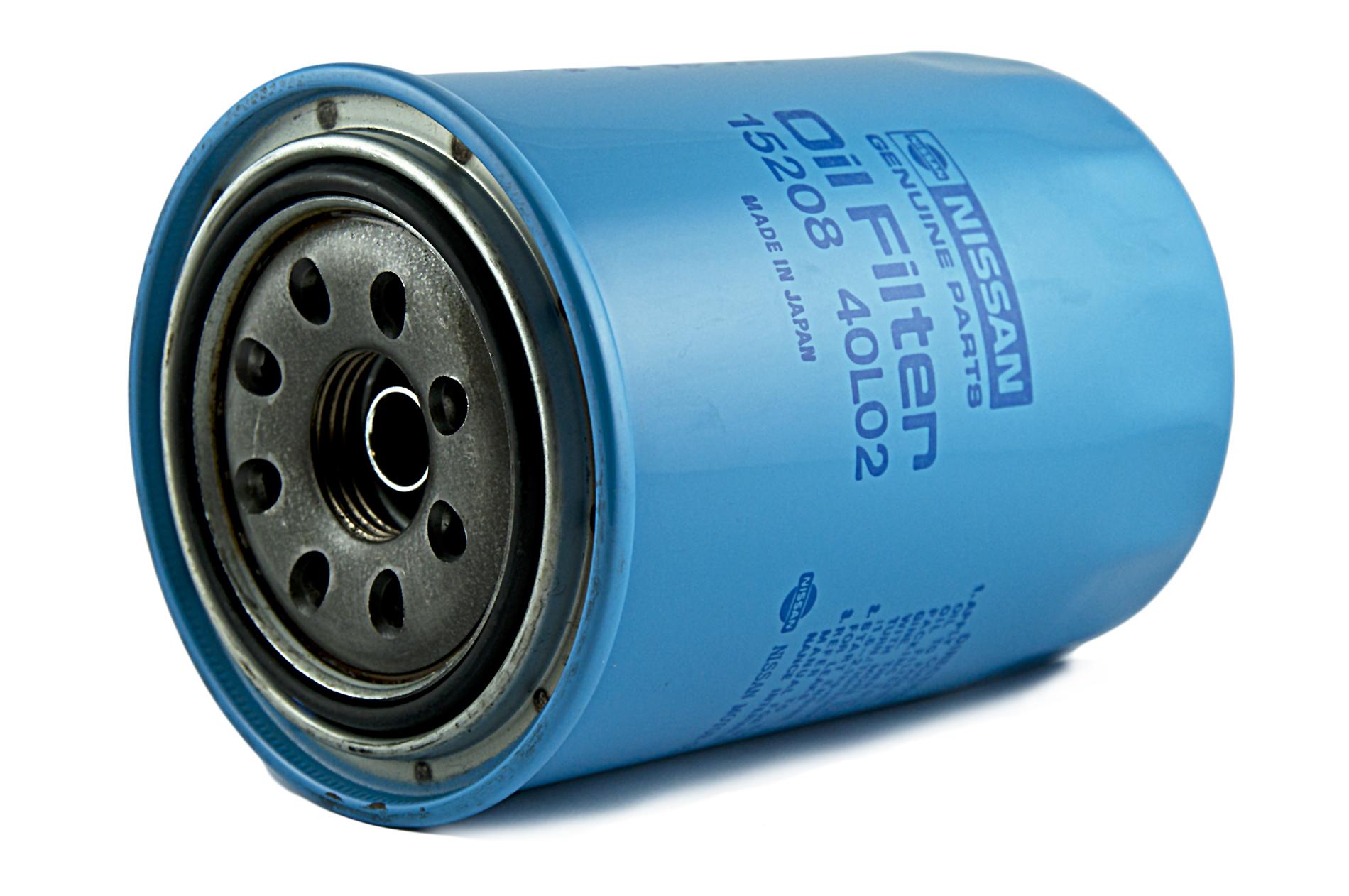 Smart Car Oil Filter