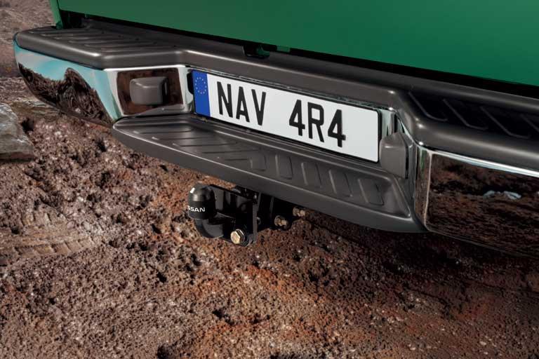 Nissan Navara Rust Protection