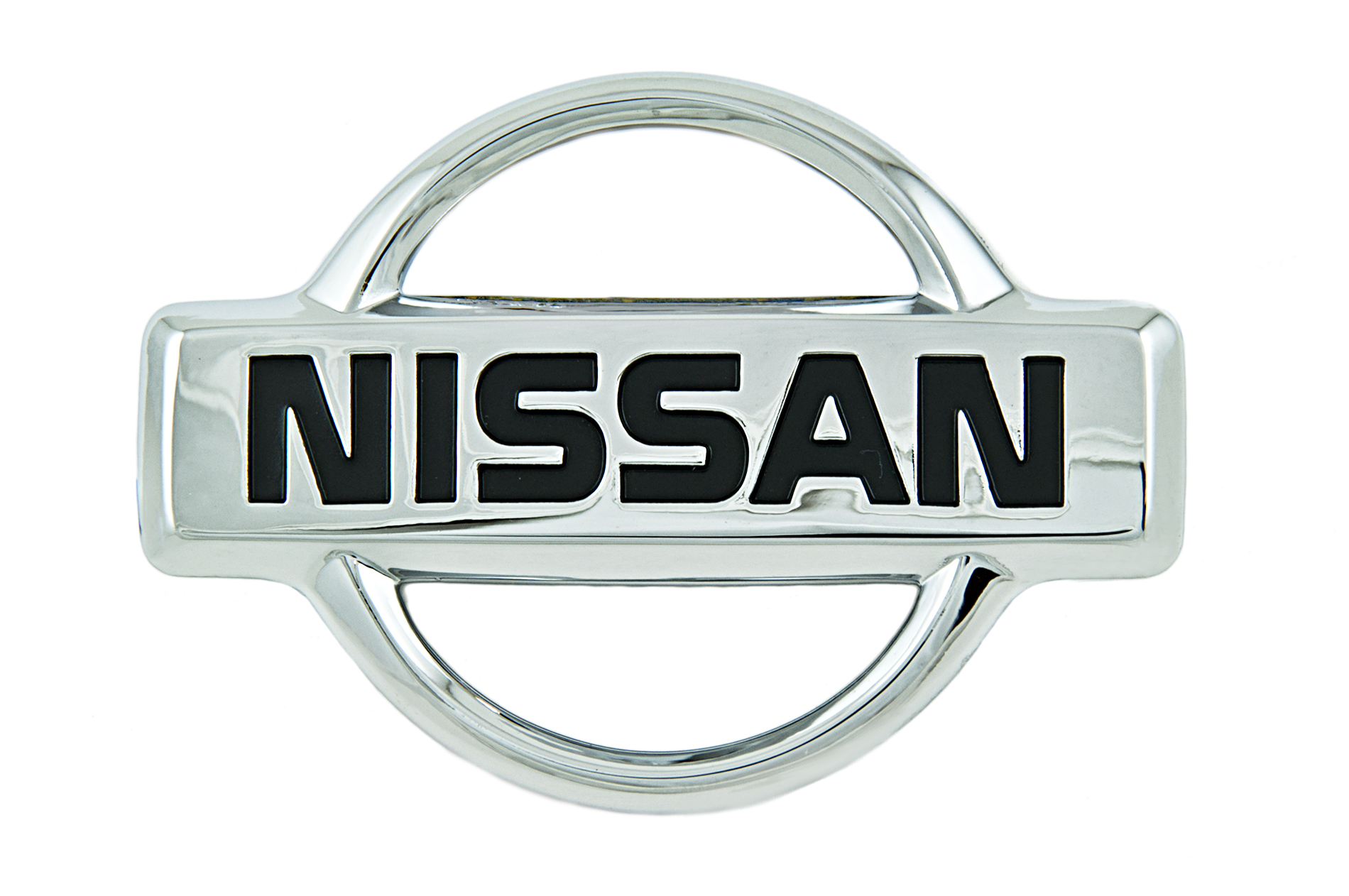 Nissan badges