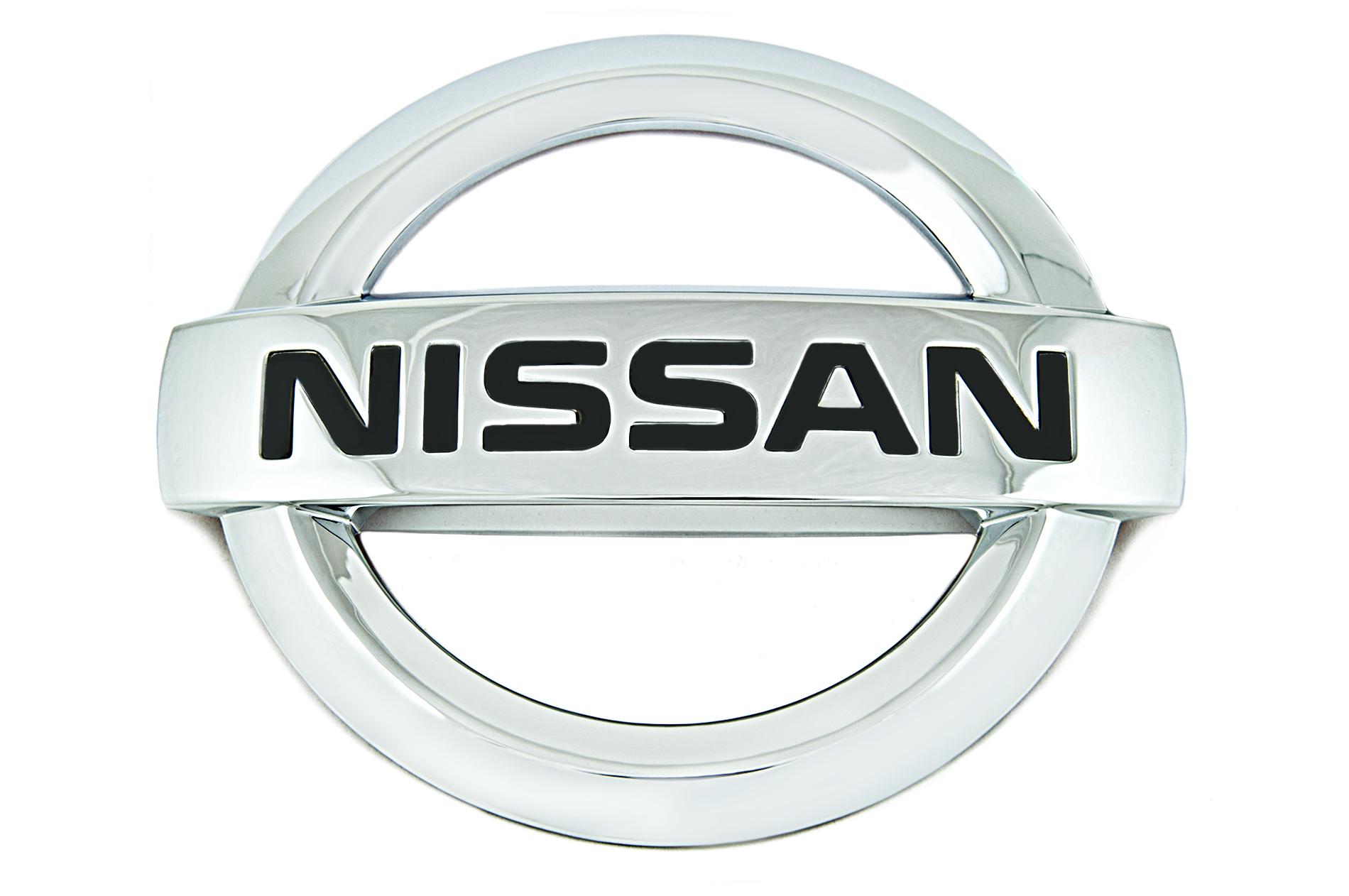 Nissan Genuine Micra Front Emblem Badge Logo For Bonnet