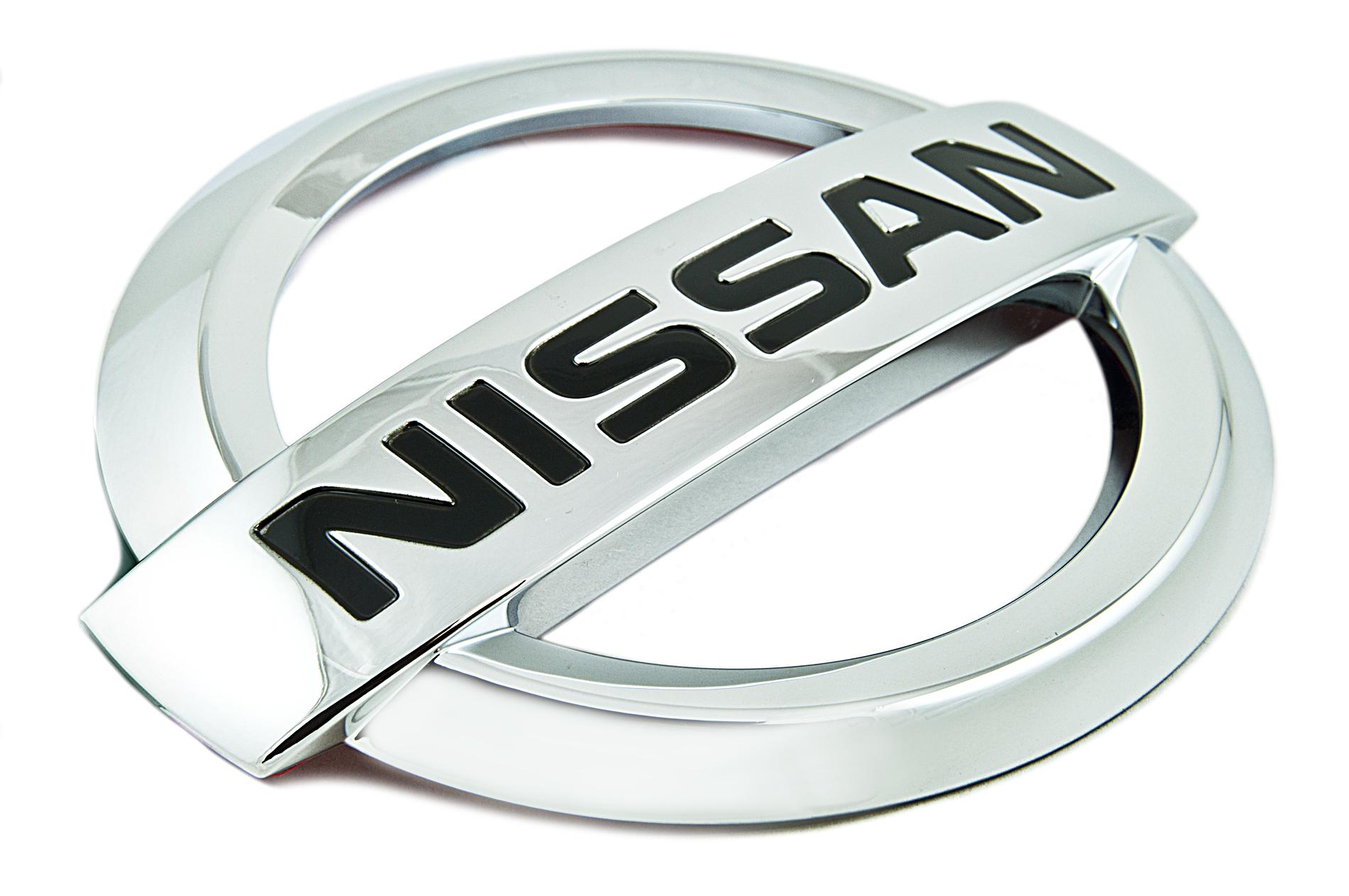 Led Emblem Nissan