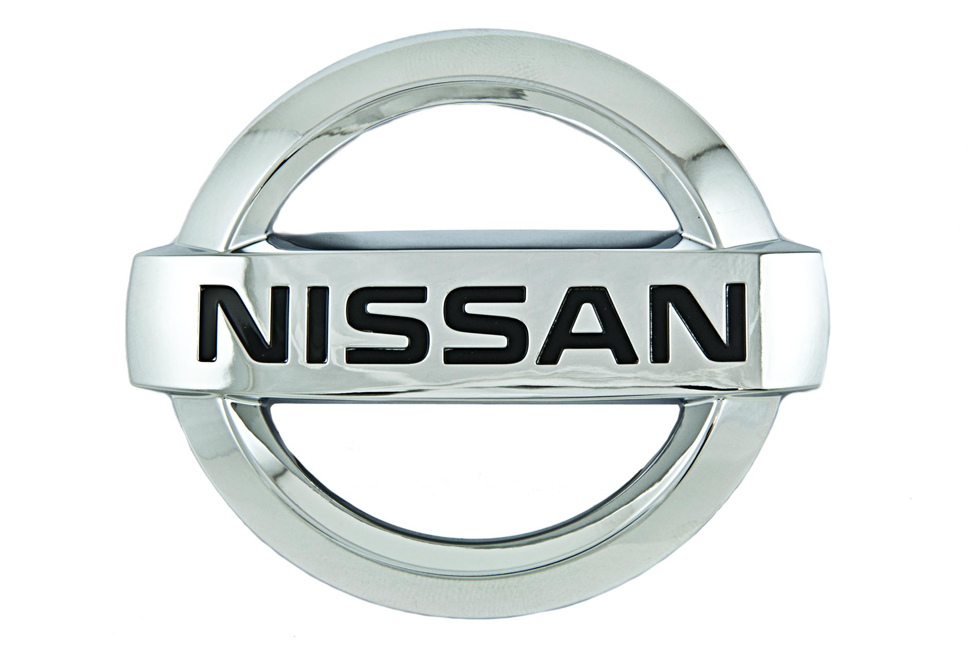Nissan Genuine X Trail Rear Emblem Badge Logo For Trunk