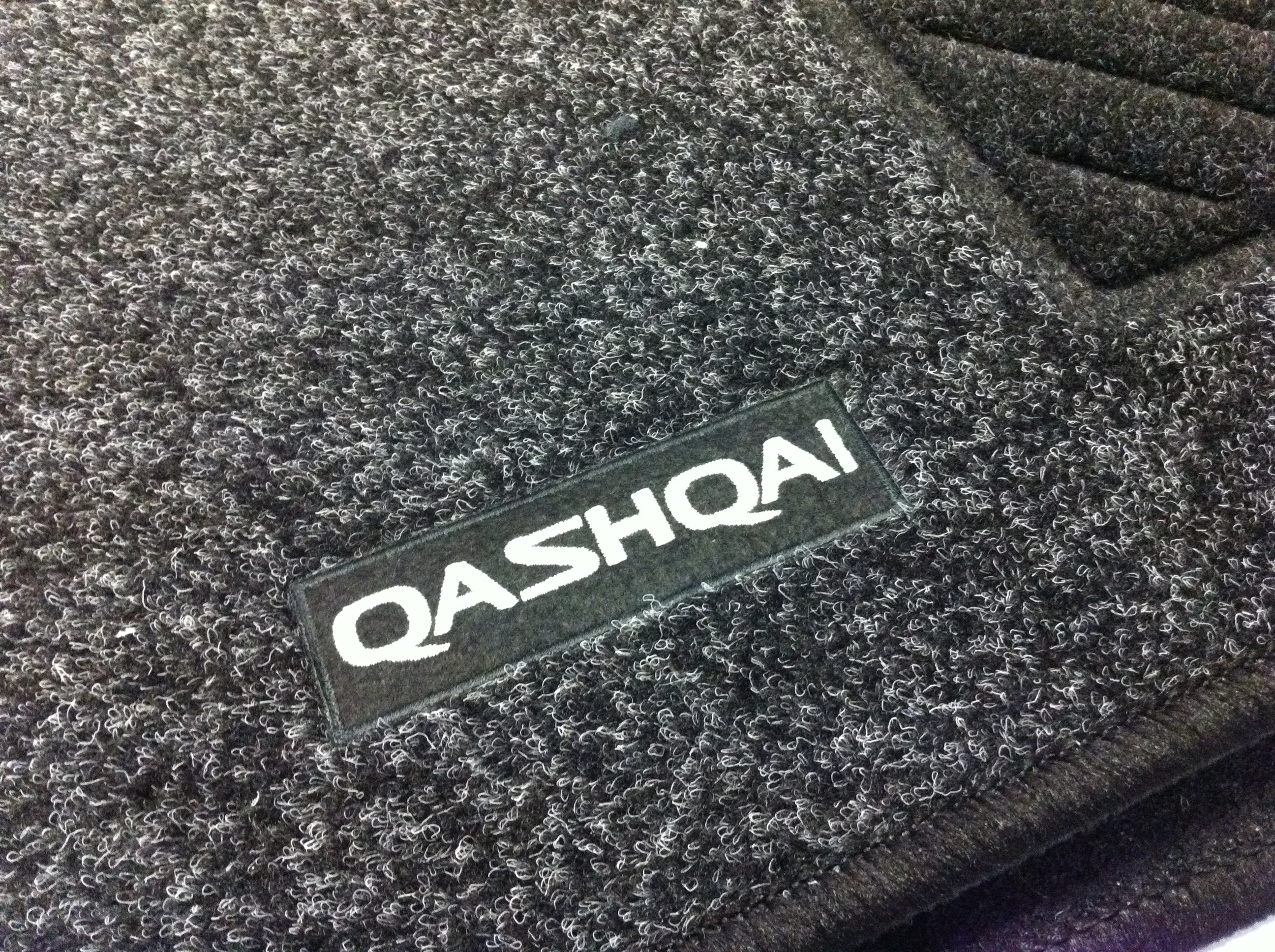 Floor mats qashqai -  Nissan Qashqai Genuine Car Floor Mats Tailored Carpet Front Rear X4