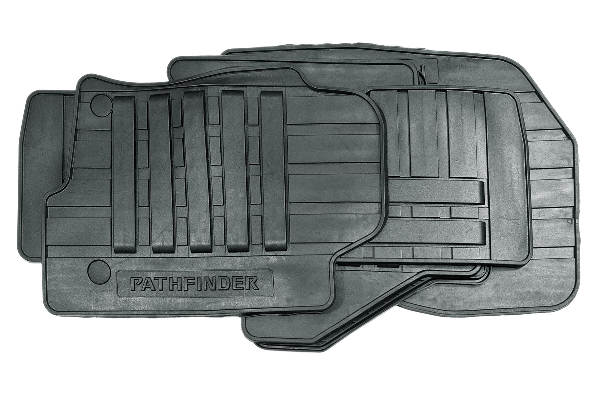 Weathertech floor mats nissan pathfinder - Nissan Pathfinder Floor Mats Nissan Pathfinder Genuine Car Floor Mats