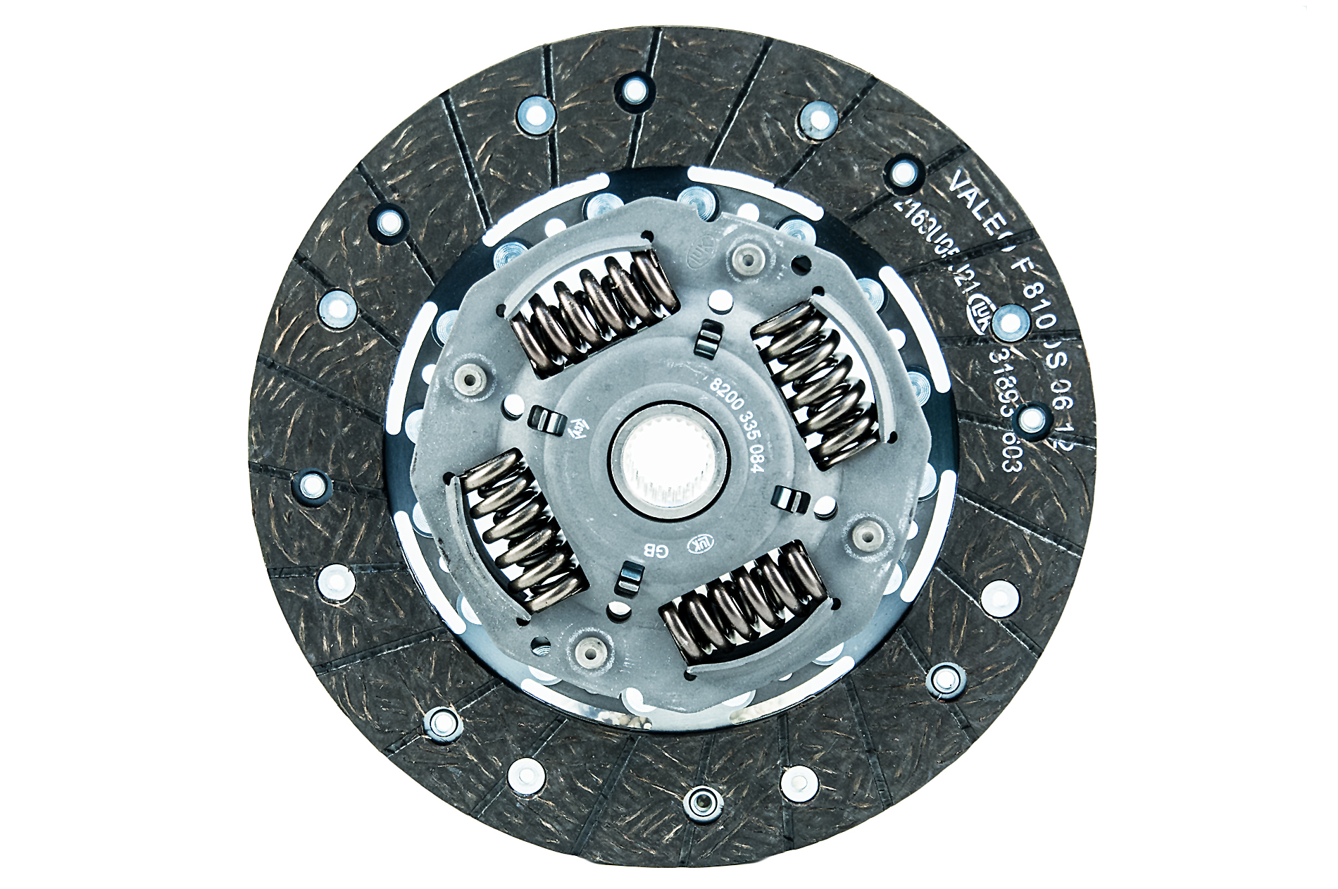 Automotive Clutch Plate : Nissan nv m genuine car replacement clutch friction