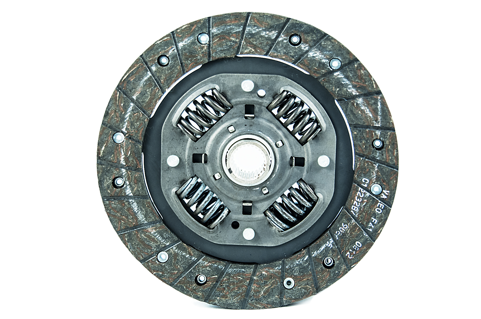 Automotive Clutch Plate : Nissan micra k genuine car replacement clutch friction