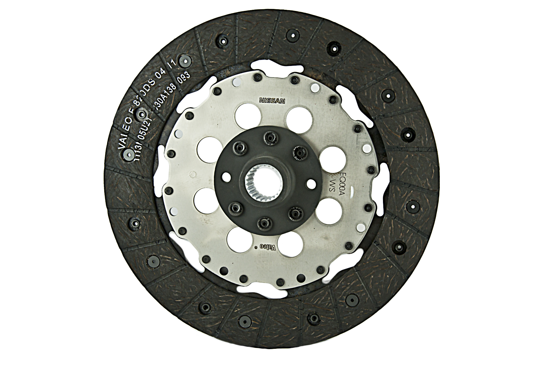 Automotive Clutch Plate : Nissan genuine car replacement clutch friction plate disc