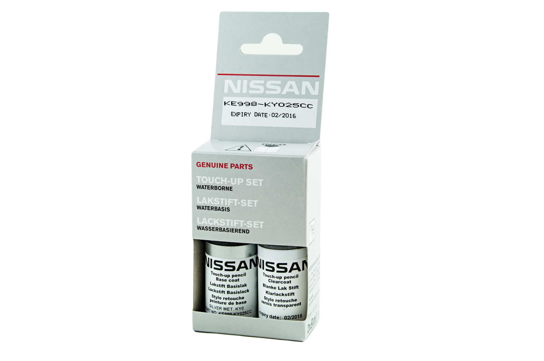 Nissan Ky Touch Up Paint